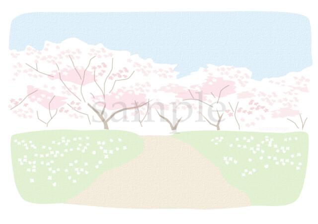 春のデザイン